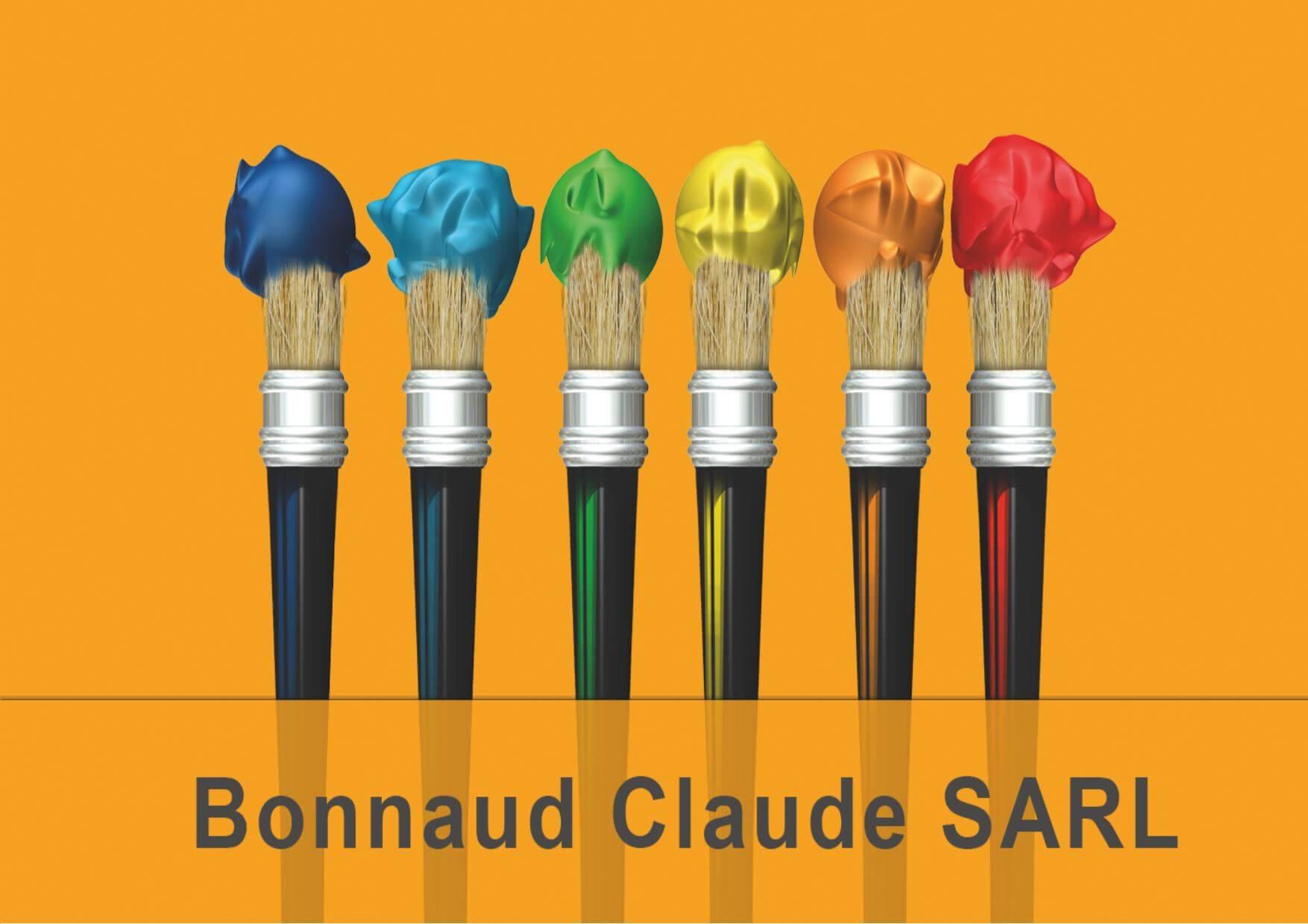 Logo Bonnaud Claude, peintre à la Roche sur Yon