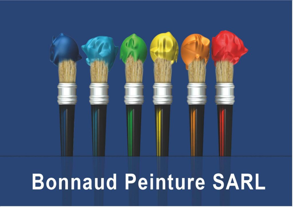 Bonnaud Peinture, entreprise de Bonnaud Claude, peintre à la Roche sur Yon